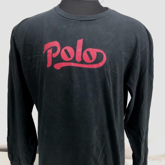 47479468 Polo by Ralph Lauren Shirts | Vintage Ralph Lauren Polo Sport Long ...